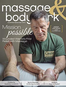 Massage & Bodywork Magazine November/December 2014