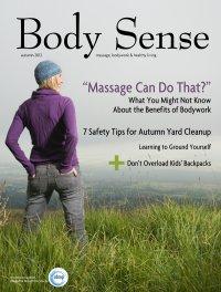 Body Sense Magazine - Summer 2012