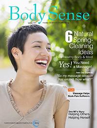 Body Sense Magazine - Spring 2015