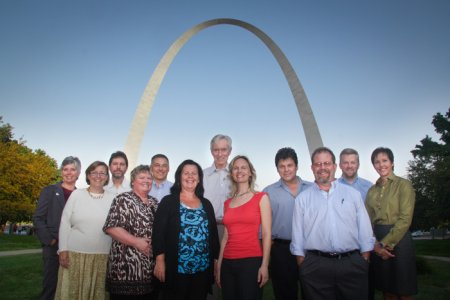 Representatives at the Leadership Summit 2011